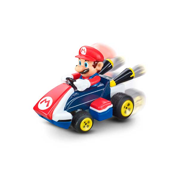 Mario Kart Mini Coche RC 2,4GHz - Imagen 1