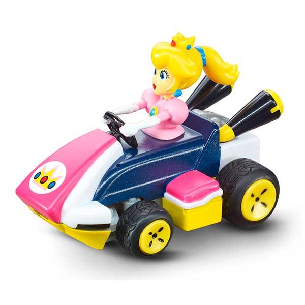 Mario Kart Mini Coche RC Peach 2,4GHz - Imagen 1