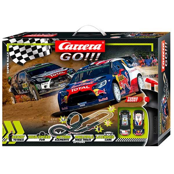 Circuito Go!!! Super Rally