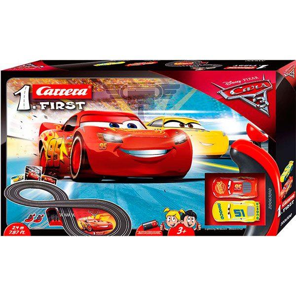 Circuito My First Disney Cars 3
