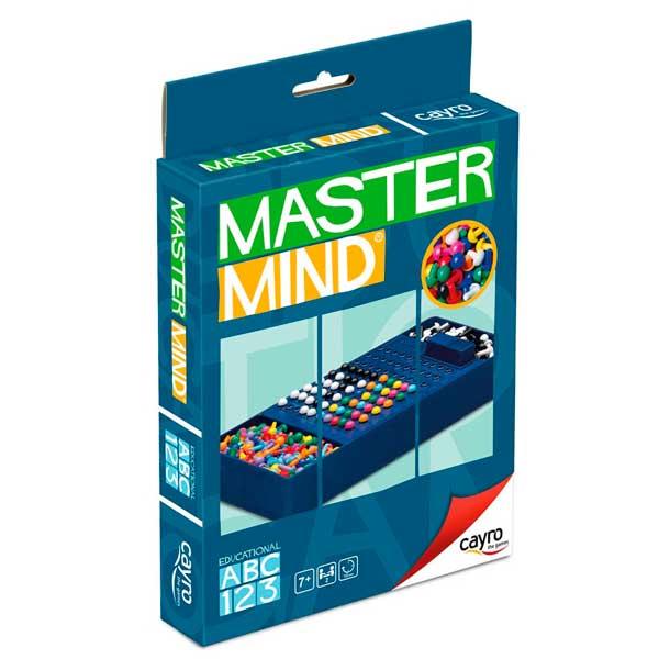 Juego Master Mind Colores de Viaje
