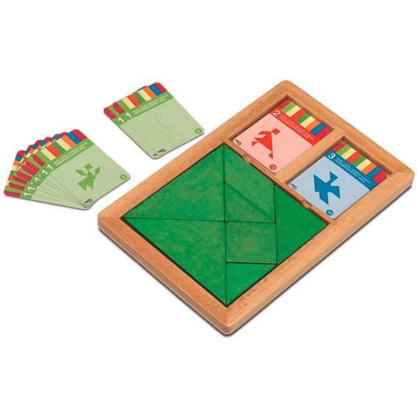 Juego Primer Tangram Games For Kids - Imatge 1