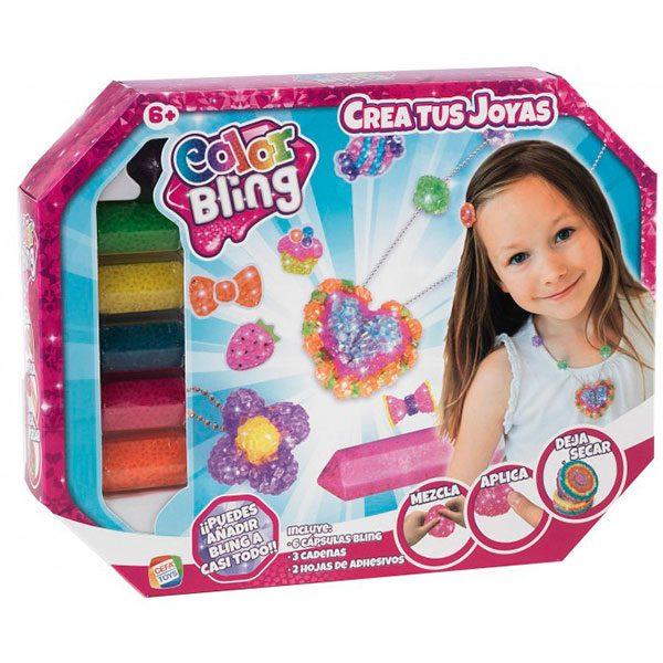 Color Bling Crea Tus Joyas