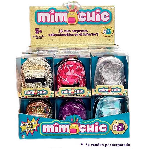 Mimochic Mini Mochilas Coleccionables - Imagen 1