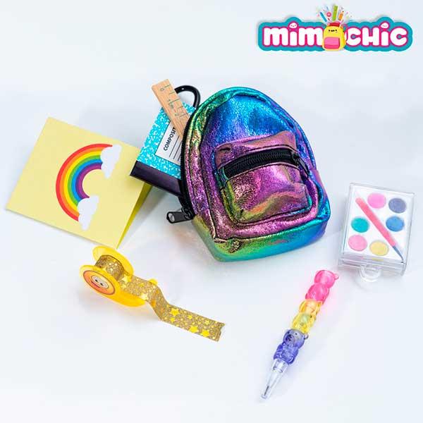 Mimochic Mini Mochilas Coleccionables - Imagen 2