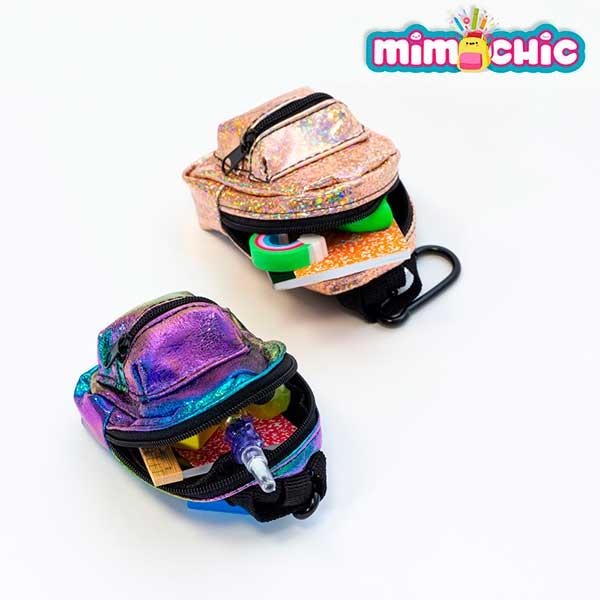 Mimochic Mini Mochilas Coleccionables - Imagen 3