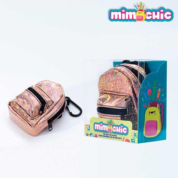Mimochic Mini Mochilas Coleccionables - Imagen 4