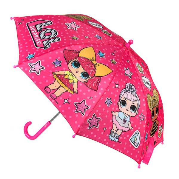 Paraguas Manual LOL Fúcsia 42 cm