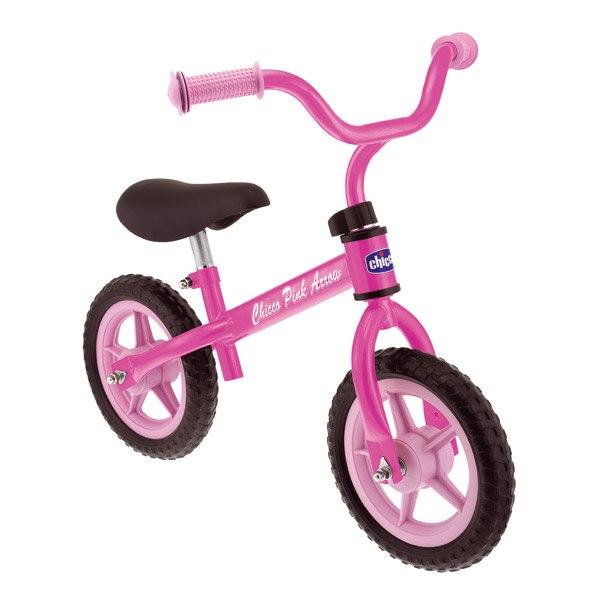 Mi Primera Bicicleta Rosa Chicco