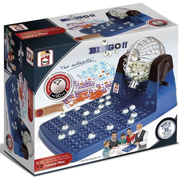 Loteria Automatica Lujo 72 Cartons - Imatge 1