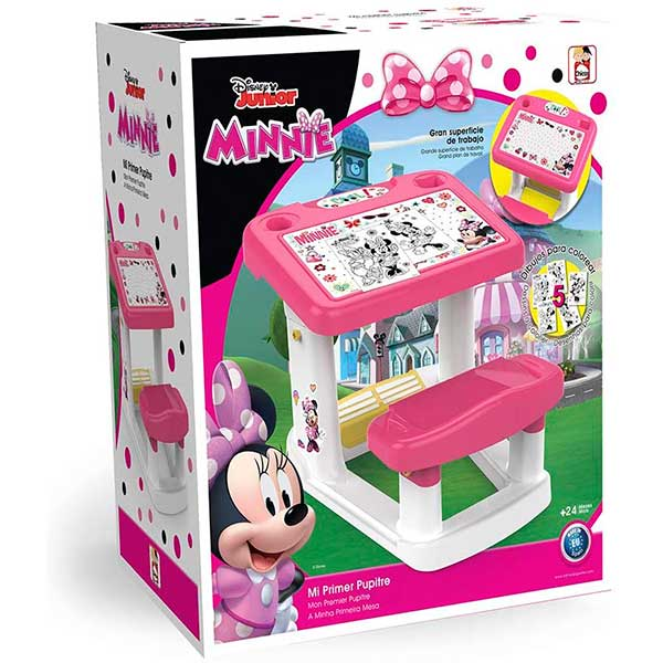 Minnie Primer Pupitre - Imagen 4