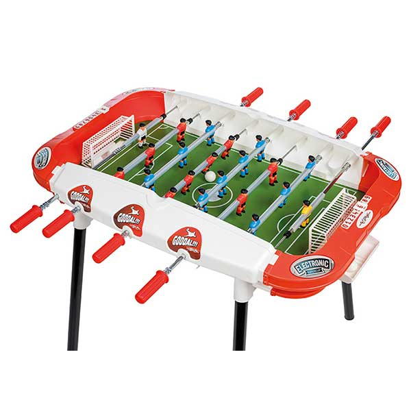 Futbolín Infantil Electrónico Supercup - Imagen 1