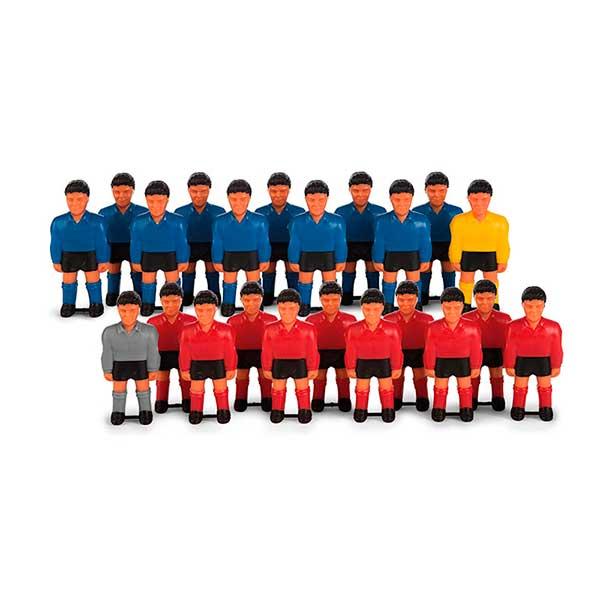 Futbolín Infantil Electrónico Supercup - Imagen 4