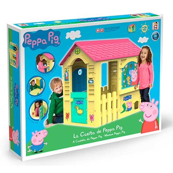 La Casita de Peppa Pig - Imagen 1