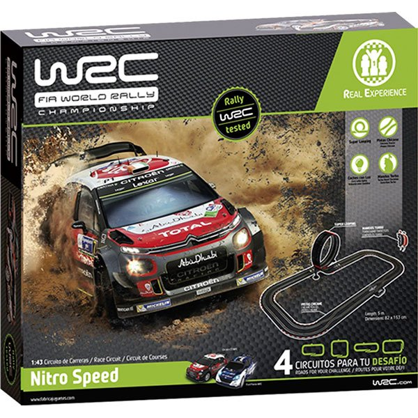 Circuit WRC Nitro Speed - Imatge 1