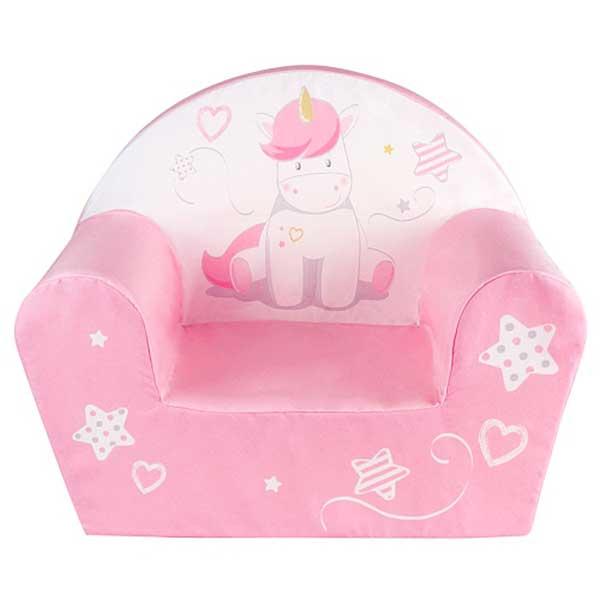 Sillón Infantil Unicornio - Imagen 1