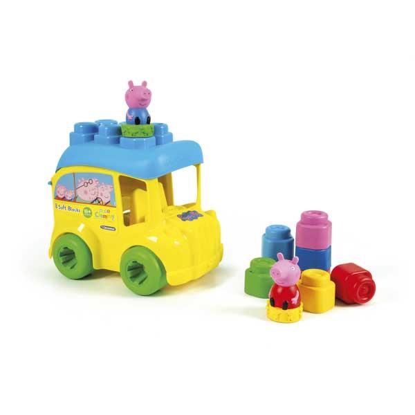 Autobús Peppa Pig Soft Clemmy