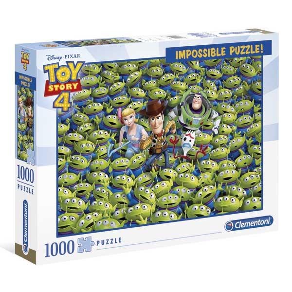 Toy Story Puzzle 1000P Impossível