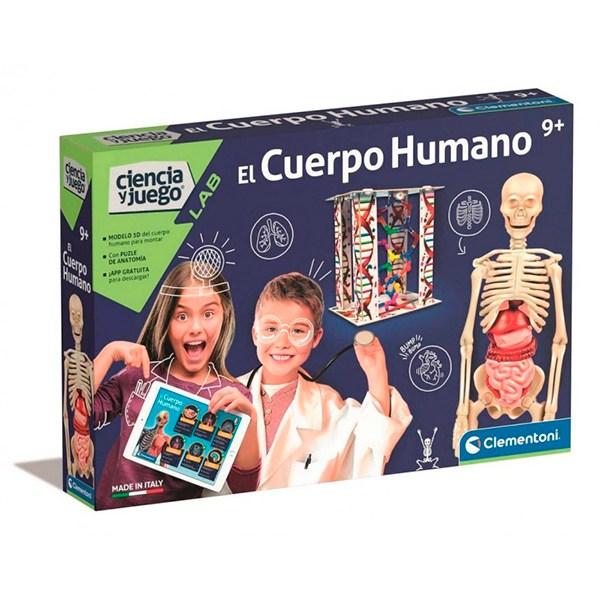 Juego El Cuerpo Humano - Imagen 1