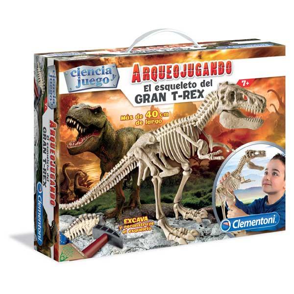 Arqueologia T-Rex Gegant - Imatge 1