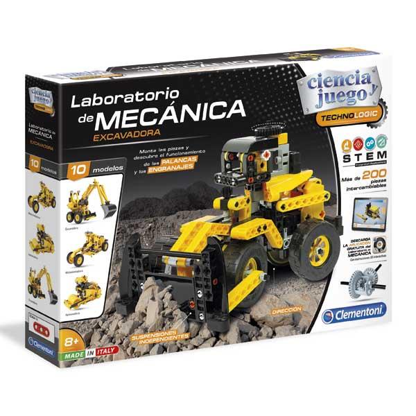 Laboratorio de Mecánica Bulldozer - Imagen 1