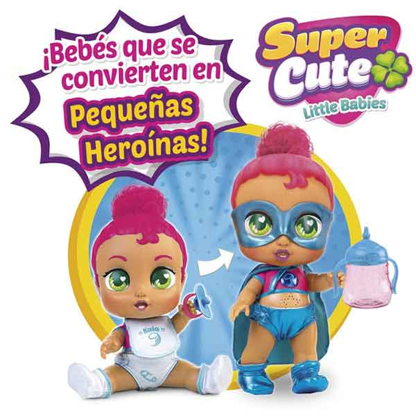 Super Cute Little Babies Muñeca - Imagen 1