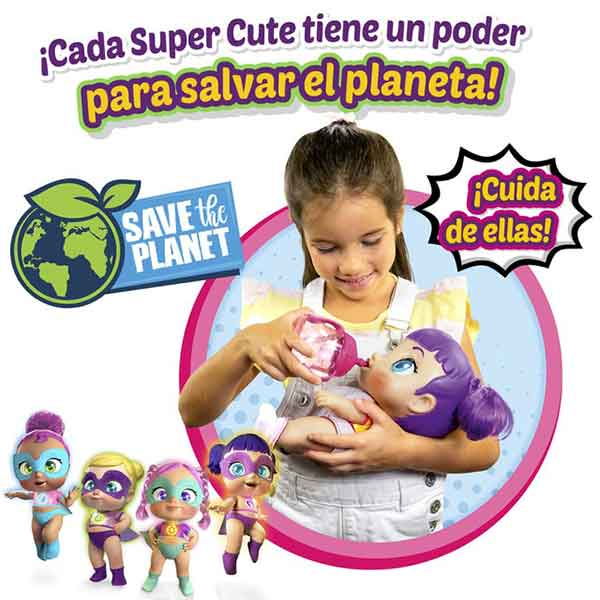 Super Cute Little Babies Muñeca - Imagen 3