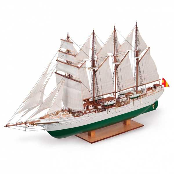 Constructo 80622 Maqueta Barco J.S. Elcano 1:205 - Imagen 1