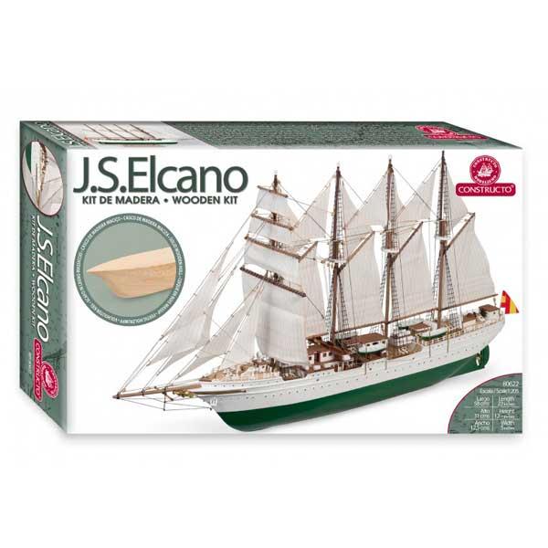 Constructo 80622 Maqueta Barco J.S. Elcano 1:205 - Imagen 4