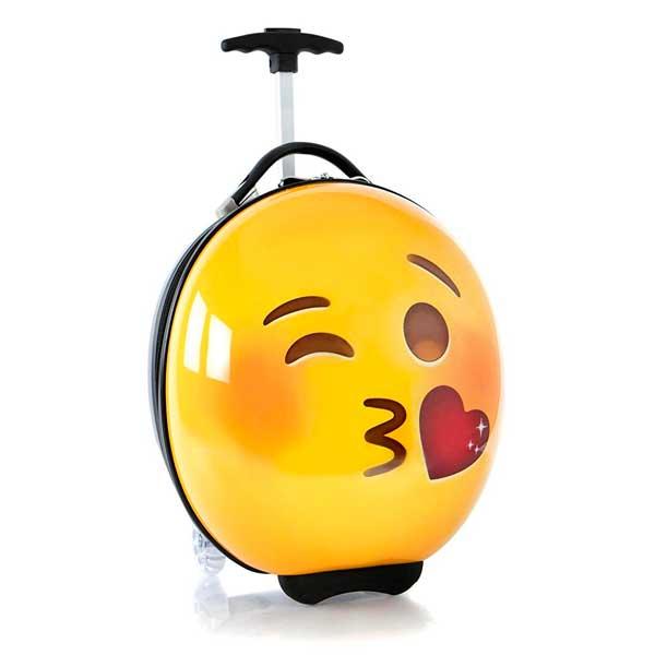 Trolley Emoticono Beso - Imagen 1