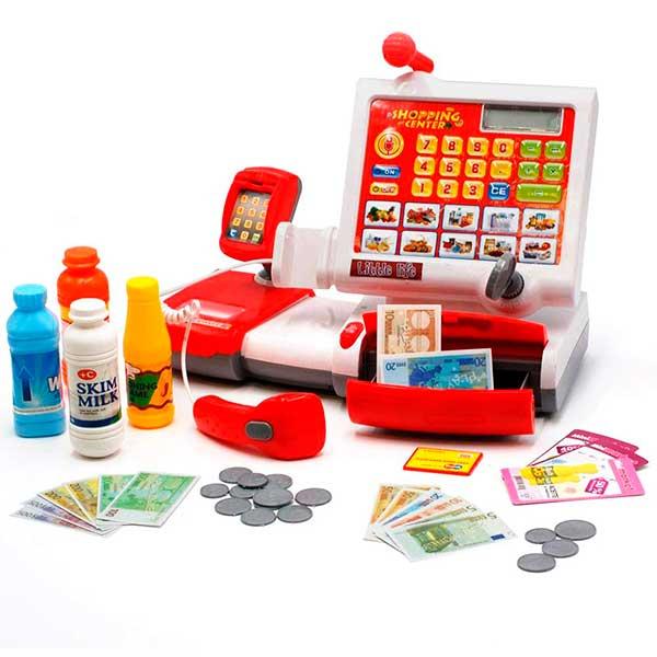 Caja Registradora Infantil Little Life