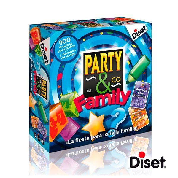 Juego Party & CO Family - Imatge 1