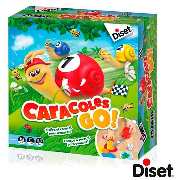 Joc Caracoles Go! - Imatge 1