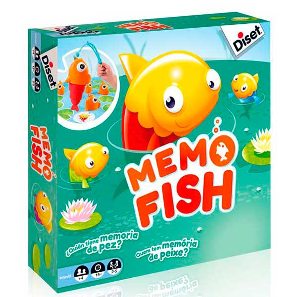 Joc Memo Fish - Imatge 1