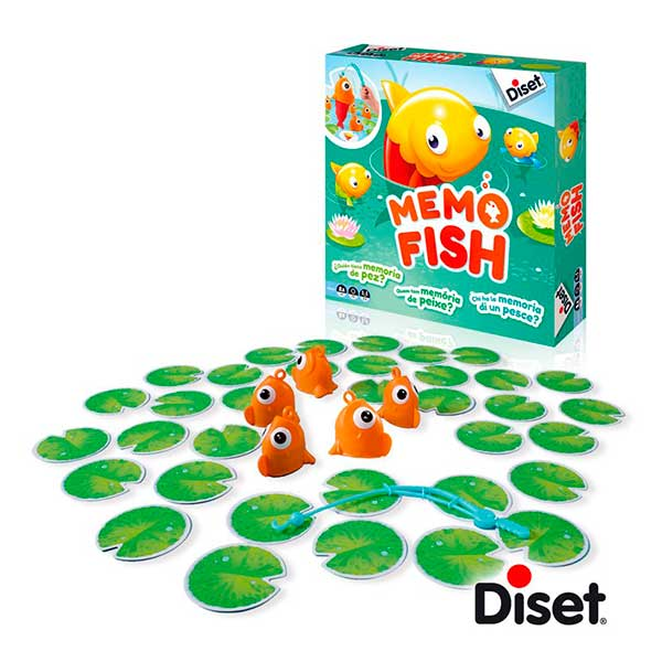 Juego Memo Fish - Imatge 1