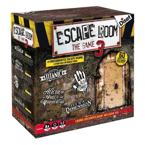 Juego Escape Room 3