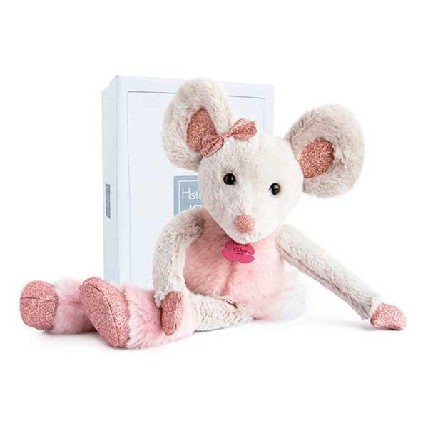 Peluix Rateta Star Mouse 37cm en Caixa - Imatge 1