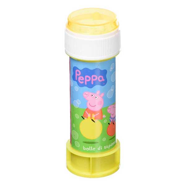 Burbujas Jabón Peppa Pig 60ml - Imagen 1