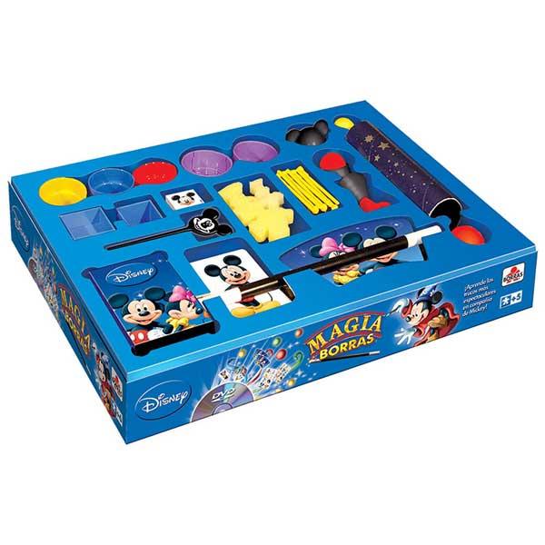 Juego Magia Borras Mickey Magic Disney DVD - Imatge 1