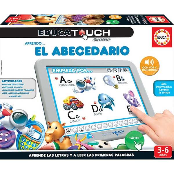 Aprenc l'Abecedari Educa Touch Junior - Imatge 1