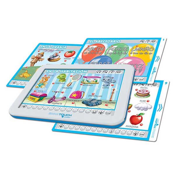 Aprendo el Abecedario Educa Touch Junior - Imatge 1