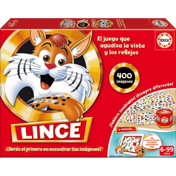 Juego Lince App Edicion Familia - Imagen 1