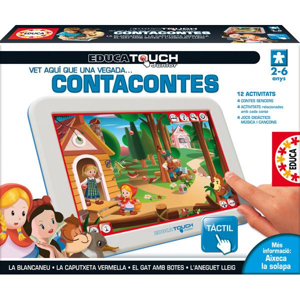 Joc Educa Touch Junior Contacontes - Imatge 1