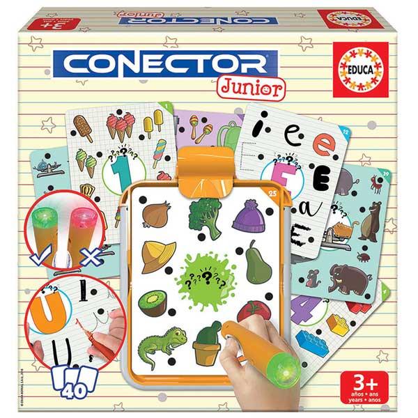 Juego Conector Junior Primeros Aprendizajes - Imagen 1