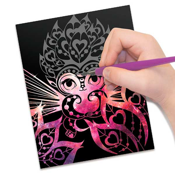 Dibujos para Rascar Isadora Nebulous Stars - Imatge 2