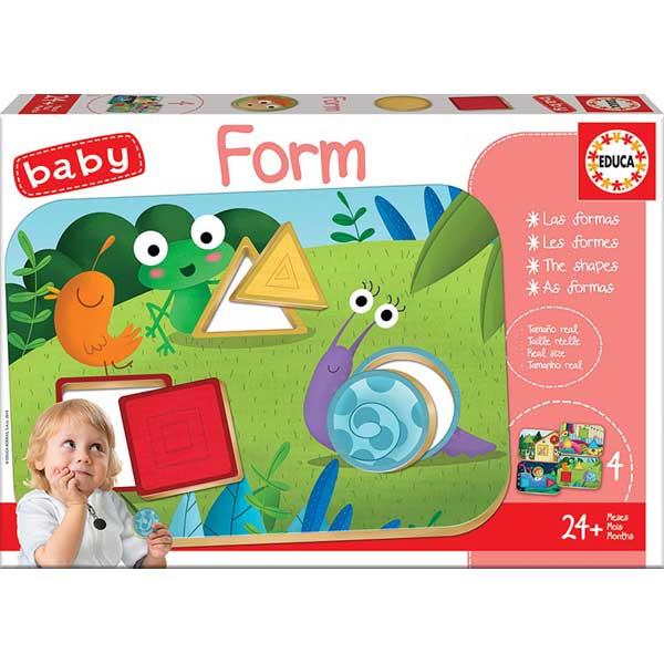 Puzzle Baby Form - Imatge 1