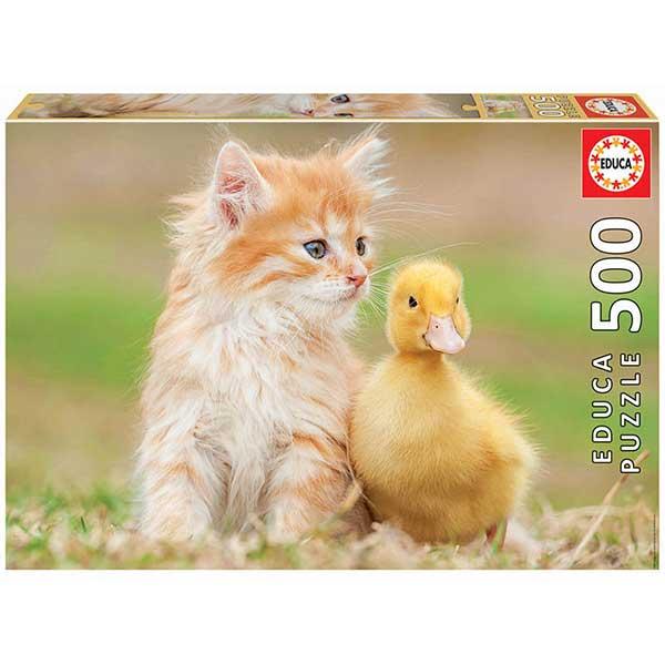 Puzzle 500p Amigos Adorables