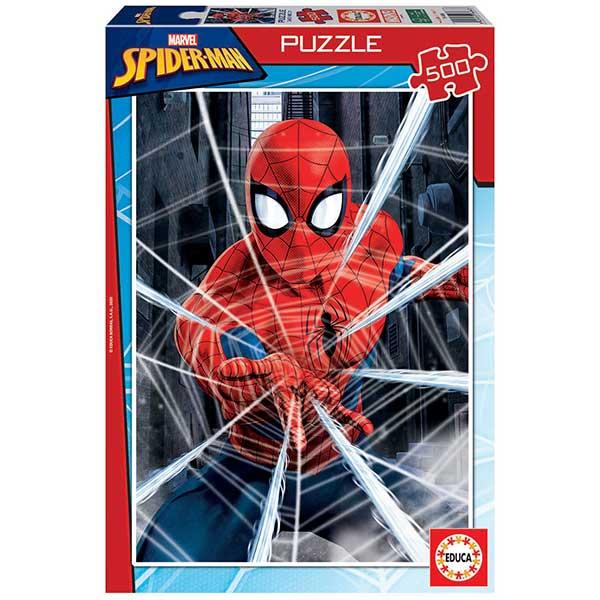 Homem Aranha Puzzle 500P