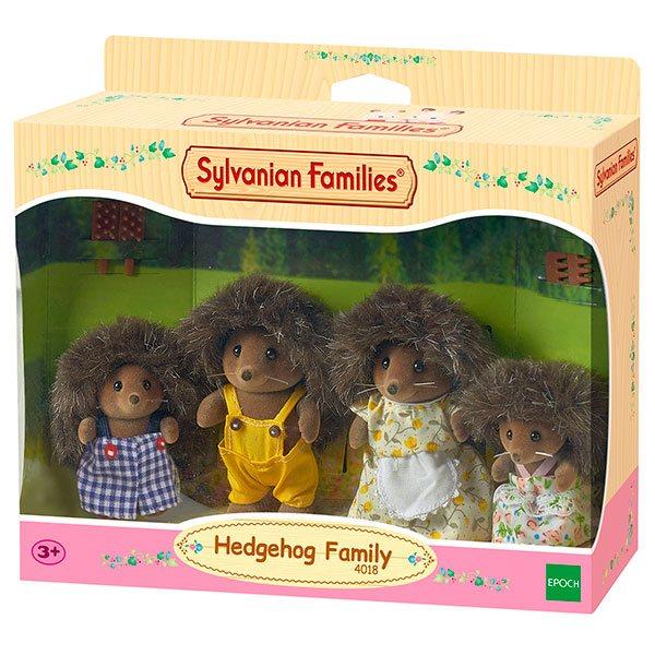 Sylvanian Families 4018 Familia Erizos