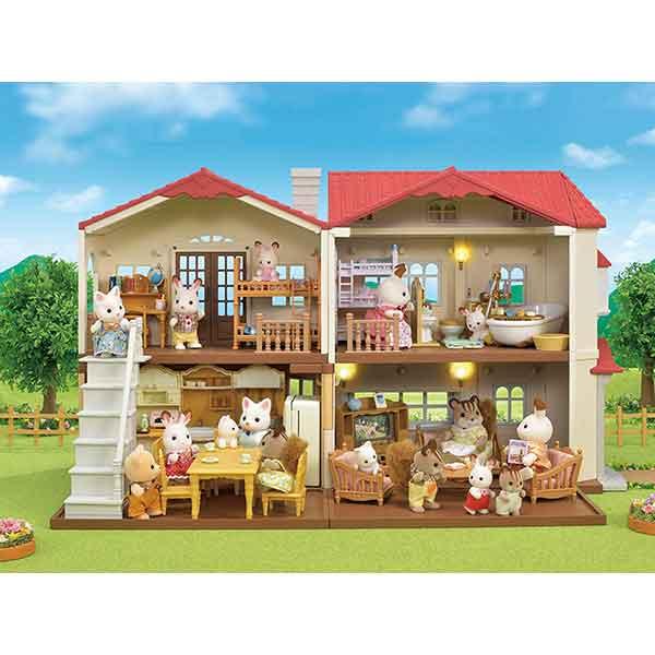 Sylvanian Families 5302 Casa con Luces